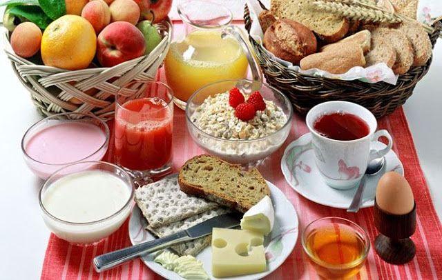 Πολίτικη Κουζίνα Αλίντα Κανάκη: Τρεις συμβουλές για υγιεινό πρωινό και αδυνάτισμα
