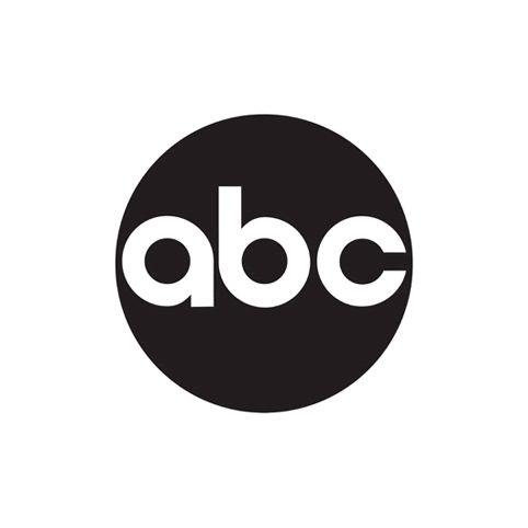Who new Paul Rand designed the ABC logo. This simplistic design has become an icon in the television industry. It matches any television show without attracting too much attention by it's design, yet everyone knows the curved shaped letters within the circle of the ABC logo.