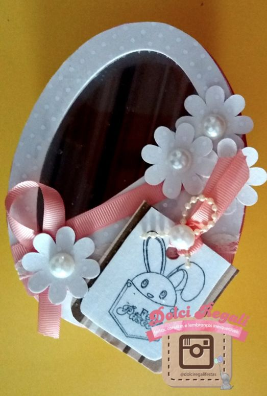 free studio cut file EASTER candy holder
