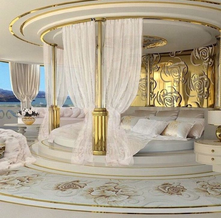 30+ Stunning Luxury Bedroom Inspirations