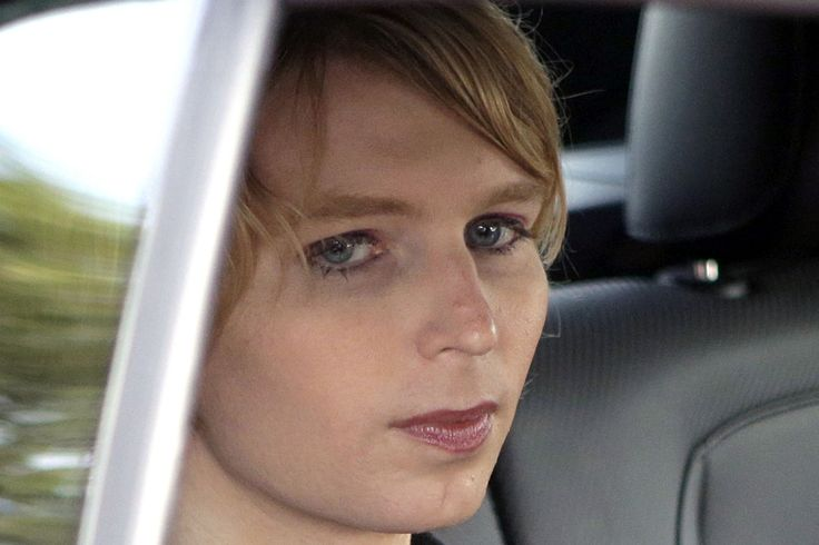 U.S. whistleblower Chelsea Manning posted a letter this morning from the Canadian government stating she is banned from the country.