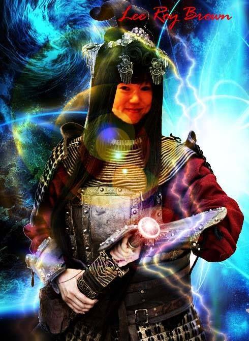 Miki, Warrior.