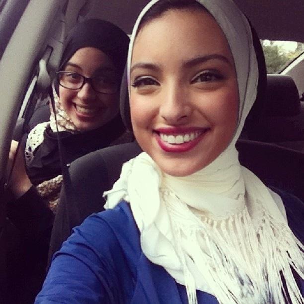 Noor tagouri ❤ hijab style