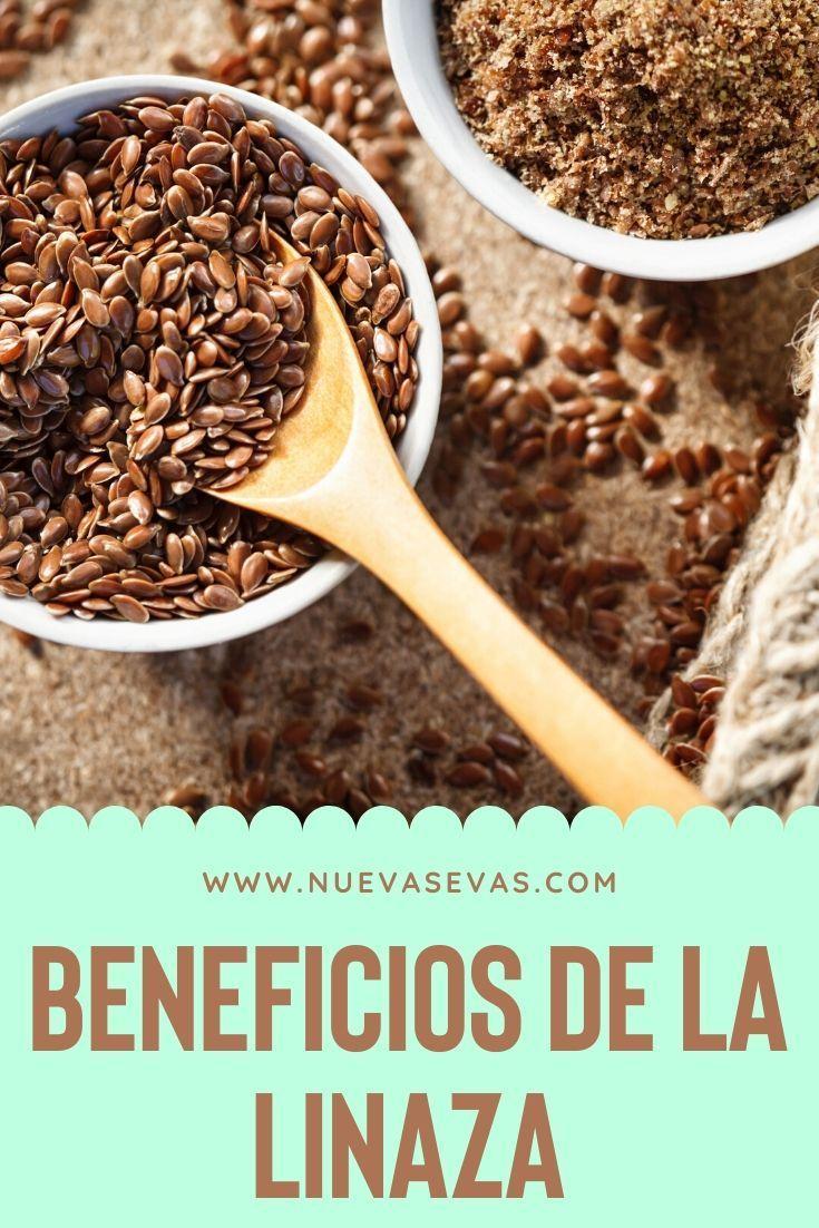 Beneficios de la linaza para nuestra salud