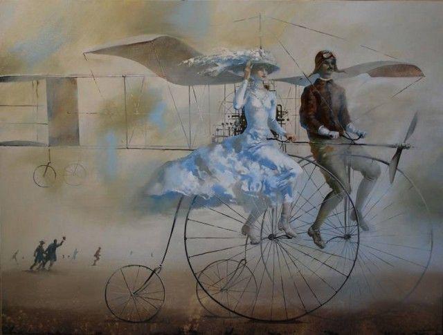 Oleg Tchoubakov (Олег Чубаков)   Art&Tatucya