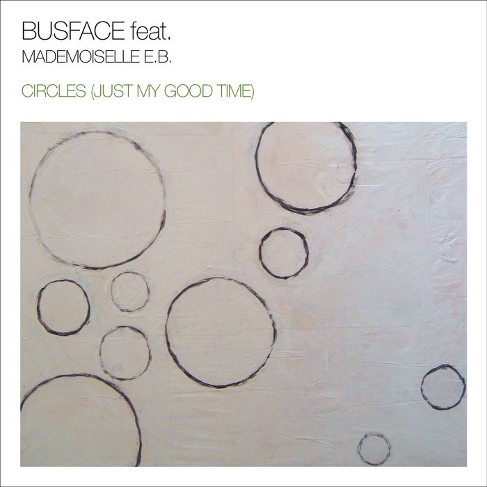 "The cover for the 2004 song by Busface featuring Sophie Ellis-Bextor (credited as Mademoiselle E.B.), ""Circles (Just My Good Time)."" A very underrated techno classic, if you ask me."