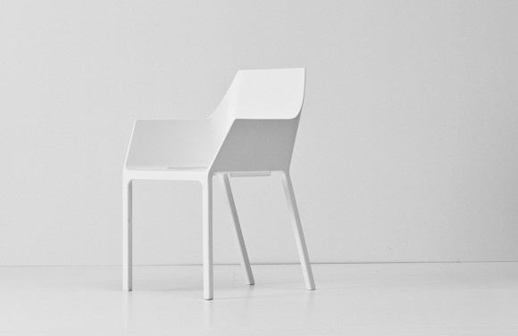 The Mem Chair by Christophe Pillet for Kristalia