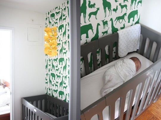Studio Apartment Nursery 12 best small apartment images on pinterest | crib in closet