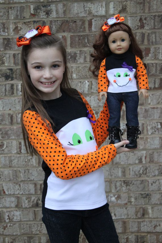 DOLLY Mac's Monster T-shirt PDF Sewing Pattern by ColesCreations