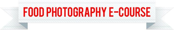 Food Photography E-Course MinimalistBaker.com!