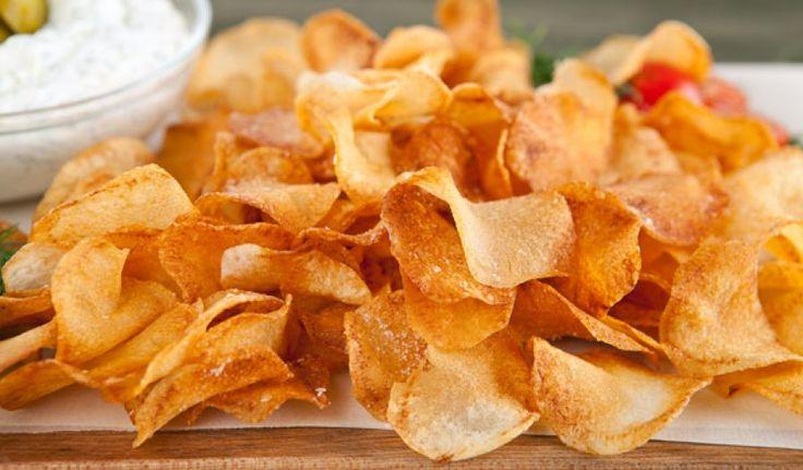 DEED.sk - Neviete odolať chutným chipsom? Nemusíte, môžu byť aj zdravé.