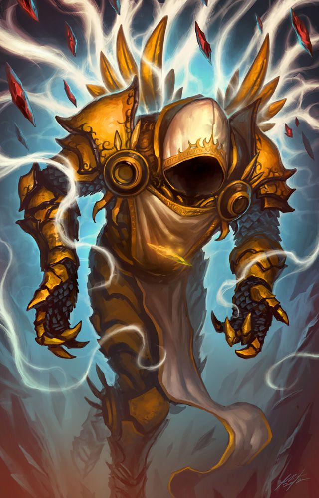 Epic Tyrael. So glorious. Much justice...  OMG, I WANT HIM AS PET PLEASE.