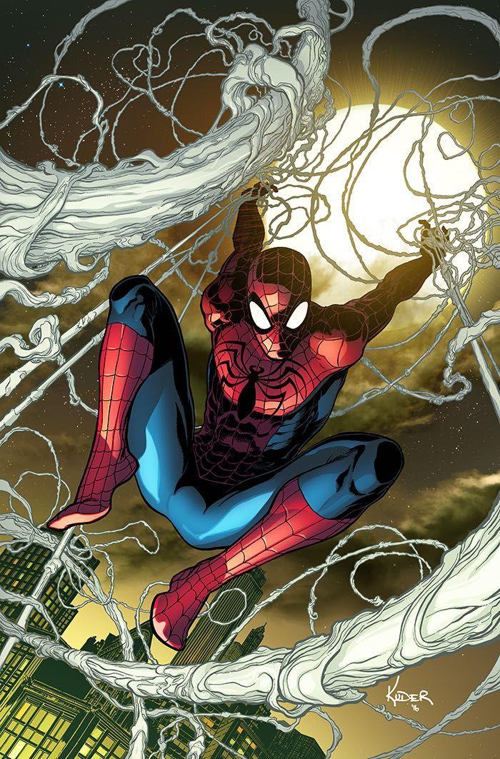 Spider-Man by Kuder