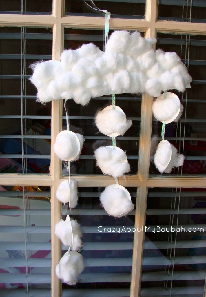 Snow Mobile Winter Craft for Kids 711x1024 25 Winter and Christmas Crafts for Kids | Week 1
