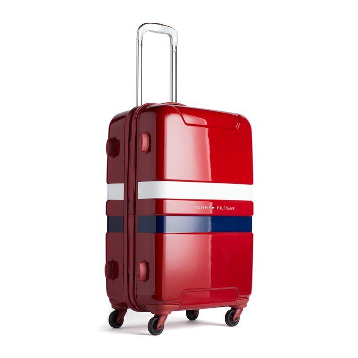 Tommy Hilfiger Cruise Medium 4 Wheels Trolley - Offizieller Tommy Hilfiger® Shop