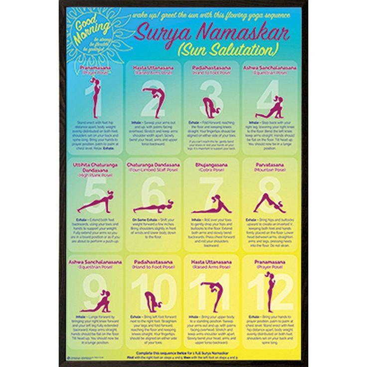 17 Best ideas about Yoga Sun Salutation on Pinterest   Sun ...