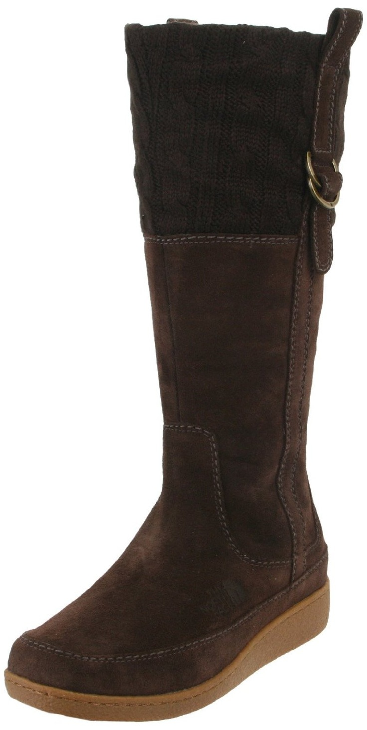 The North Face Women`s Alexis Insulated Boot,Demitasse Brown/Demitasse M US