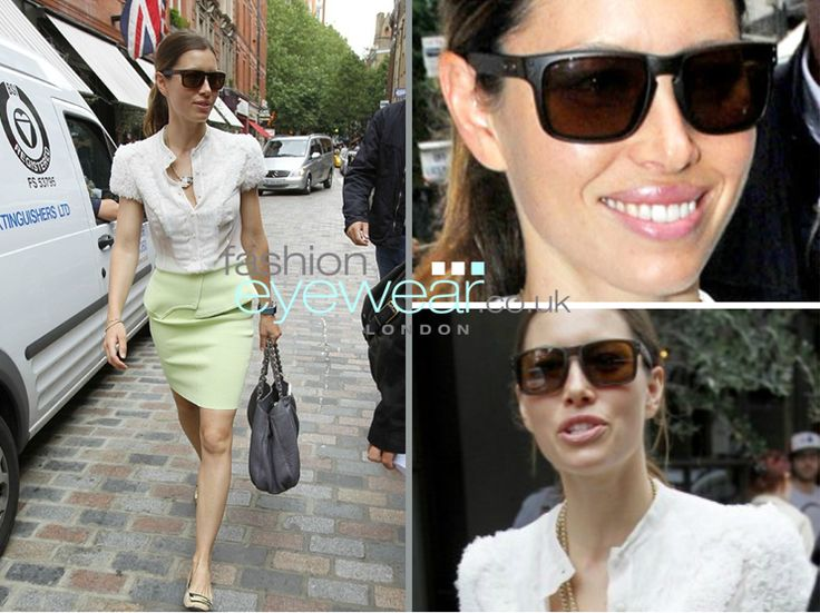 Jessica Biel in Oakley Hobrook Sunglasses | Jessica biel, Oakley and  Celebrity sunglasses