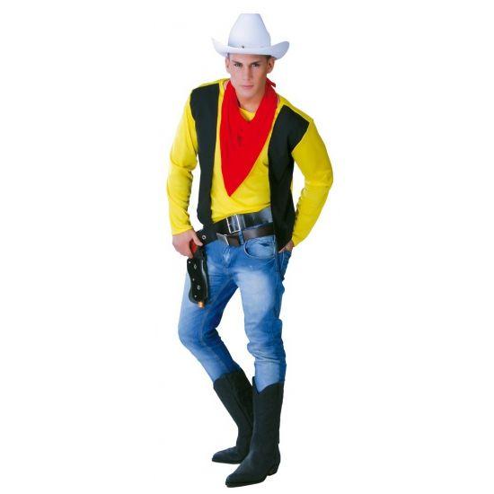 Cowboy kostuum voor mannen. Carnavalskleding 2016 #carnaval