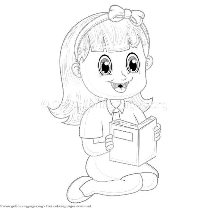 53 Back to School Coloring Pages