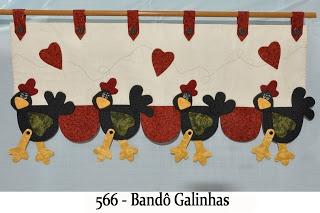 Gi Arte & Design: Diy : Bando de galinhas