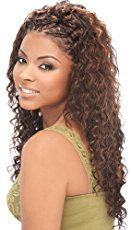 One advantage that African braids hairstyles have is the fact that they last longer than other braiding hairstyles and they come in a variety of styles and lengths.