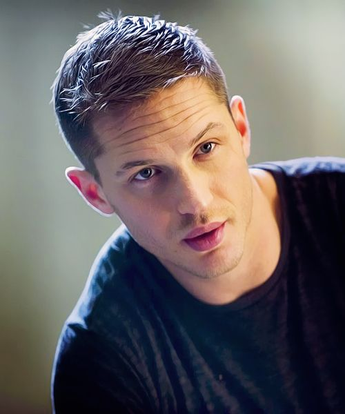 Tom Hardy - crushing on this guy! Those delicious lips | Follow @sophieeleana