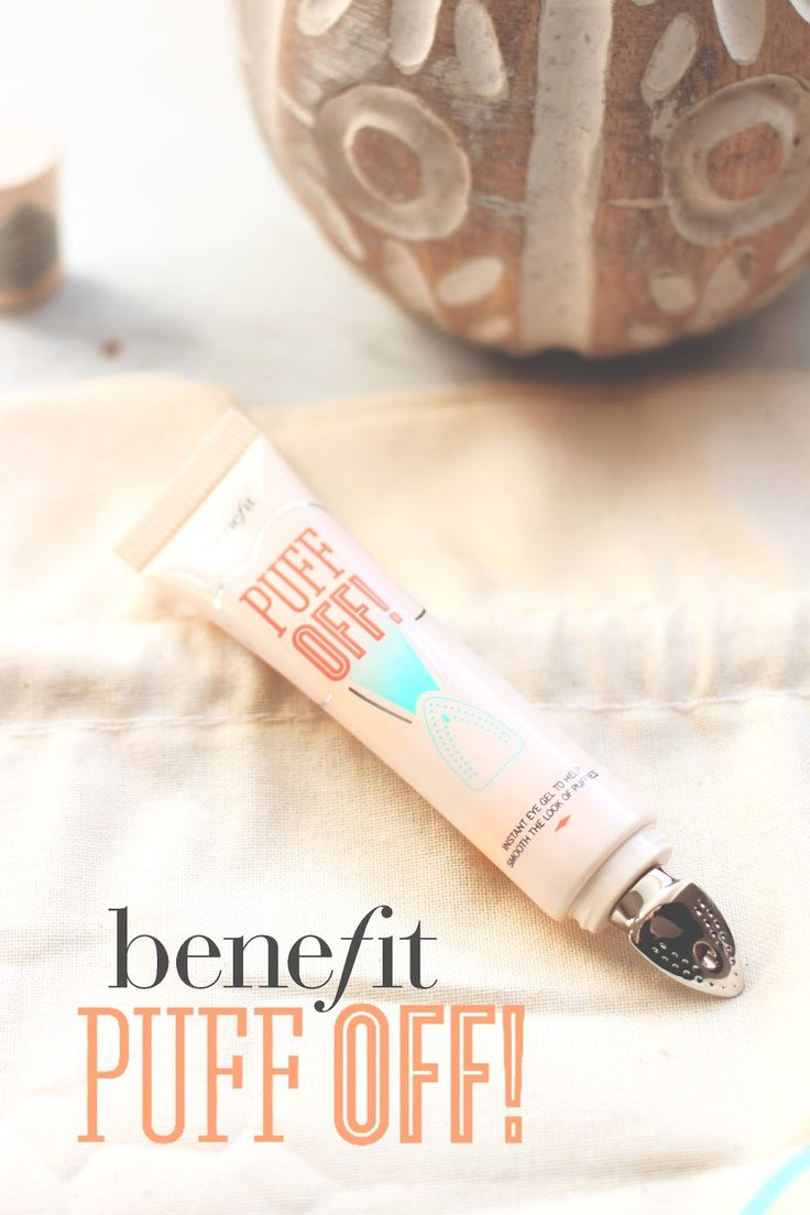 Benefit Cosmetics Puff Off | The Review