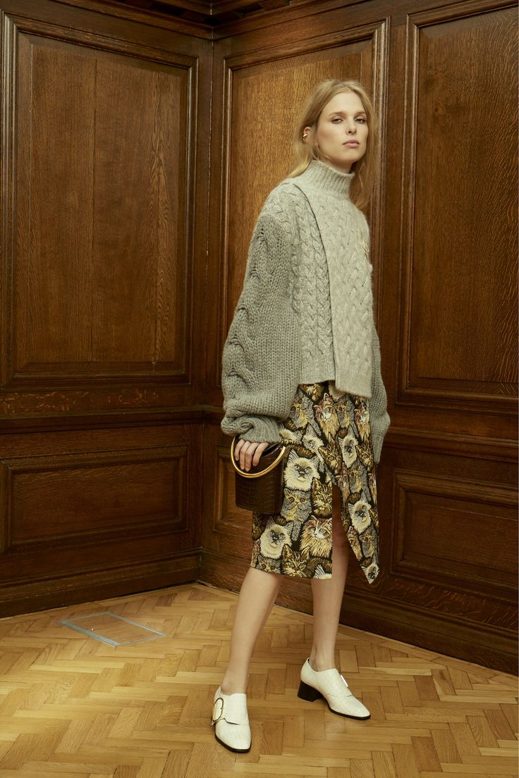 Stella McCartney Pre-Fall 2016 Fashion Show