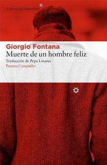 #Reto 9: Un libro recomendado por un amigo. Muerte de un hombre feliz de Giordio Fontana. Milán, verano de 1981, estamos en la época más dura de los años de plomo. Giacomo Colnaghi es un fiscal que investiga el asesinato de un político democristiano a manos de un grupo terrorista de izquierda.