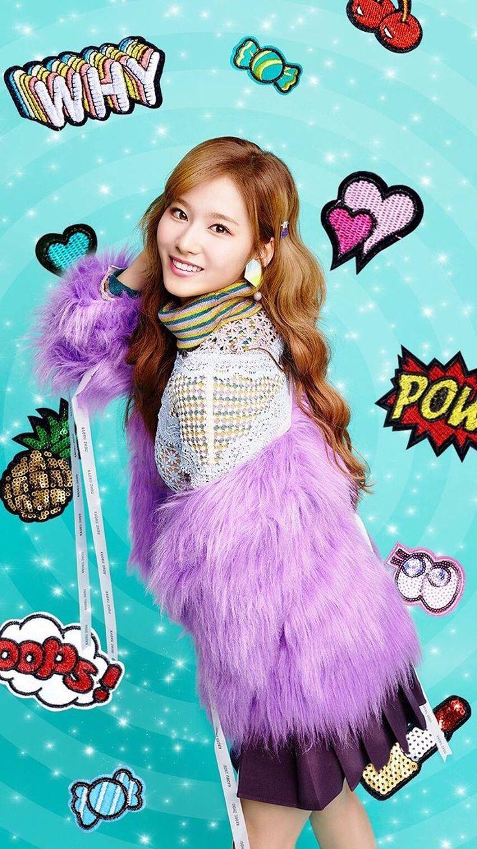 "Sana ⭐️ ""Candy Pop Mini Album"" // KPL"