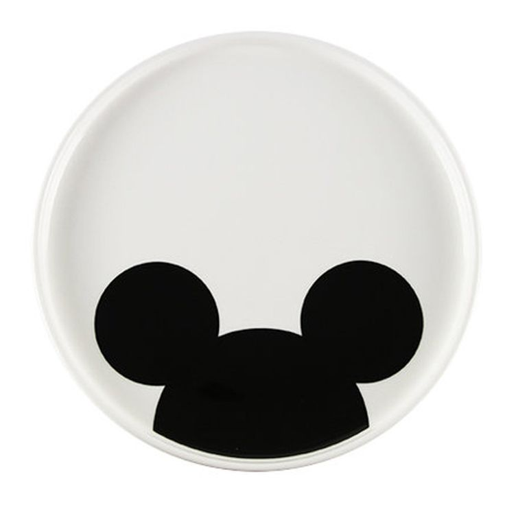 Cooee Design Mouse Plate