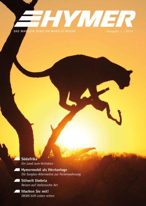 HYMER-Magazin 01/2012