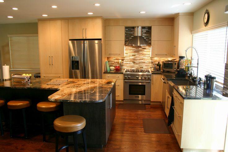 68 best contemporary kitchens images on pinterest for Kitchen remodel denver
