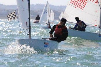 1a Tappa Trofeo Optimist Italia Kinder + Sport: a Trani altissima partecipazione | BLU&news
