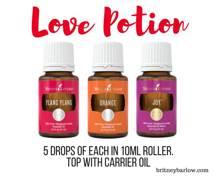 """LOVE POTION We all lose that 'lovin' feeling' sometimes, but don't worry girl – you'll bring it back! We love using essential oils to support our bodies whenever we can! Orange not only smells AMAZING, but it also uplifts & relaxes!  Ylang ylang has a calming, floral fragrance that balances male & female energies … Continue reading """"Love Potion"""""""