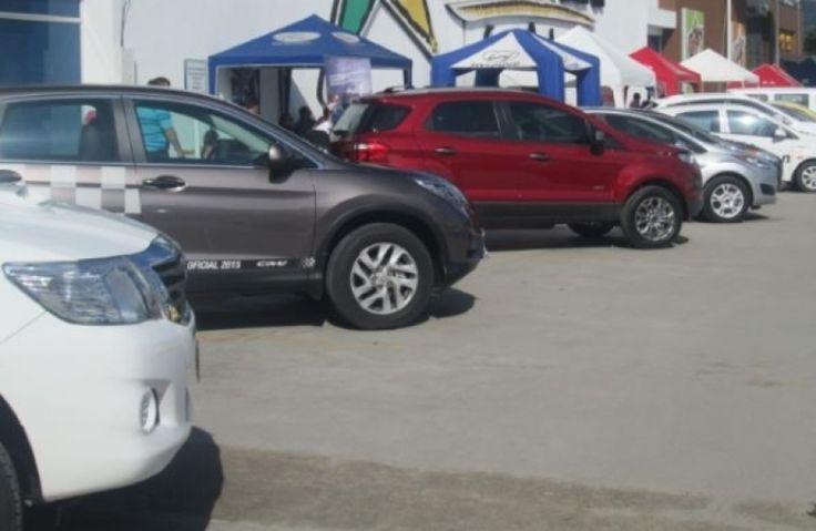 IV Feria Automotriz 2017 en Pitalito