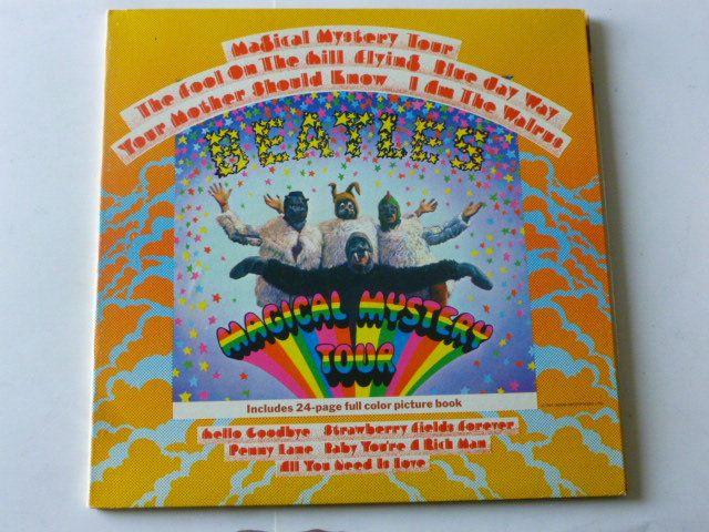 Vintage Vinyl The Beatles Magical Mystery Tour Vinyl