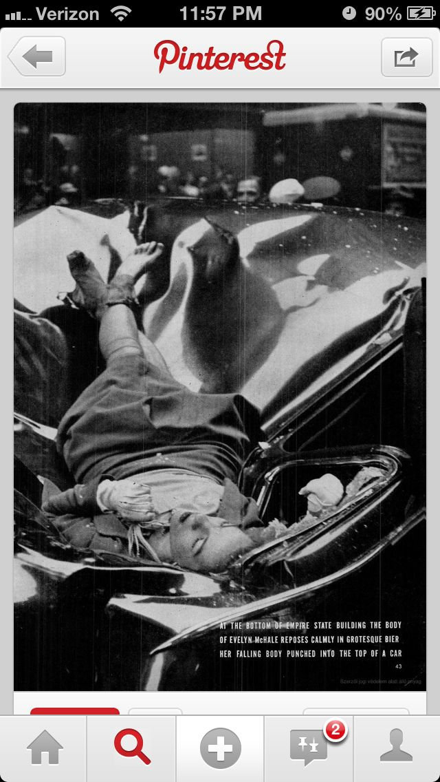 Evelyn Mchale 1947 Life Magazine