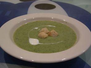 Brokolicová krémová polévka od Pohlreicha