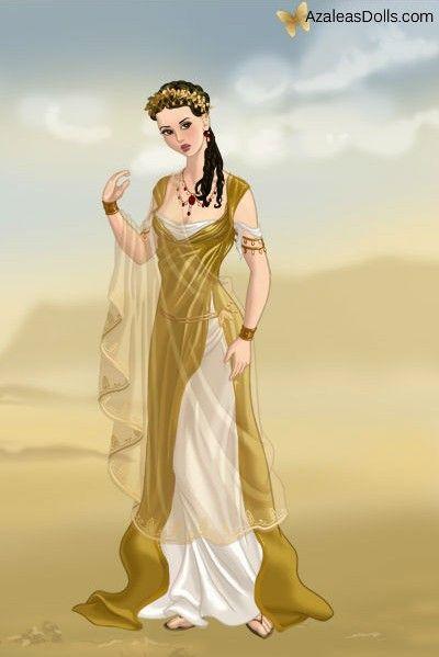 Hera, Queen of the Gods by LadyAquanine73551.deviantart.com on @DeviantArt