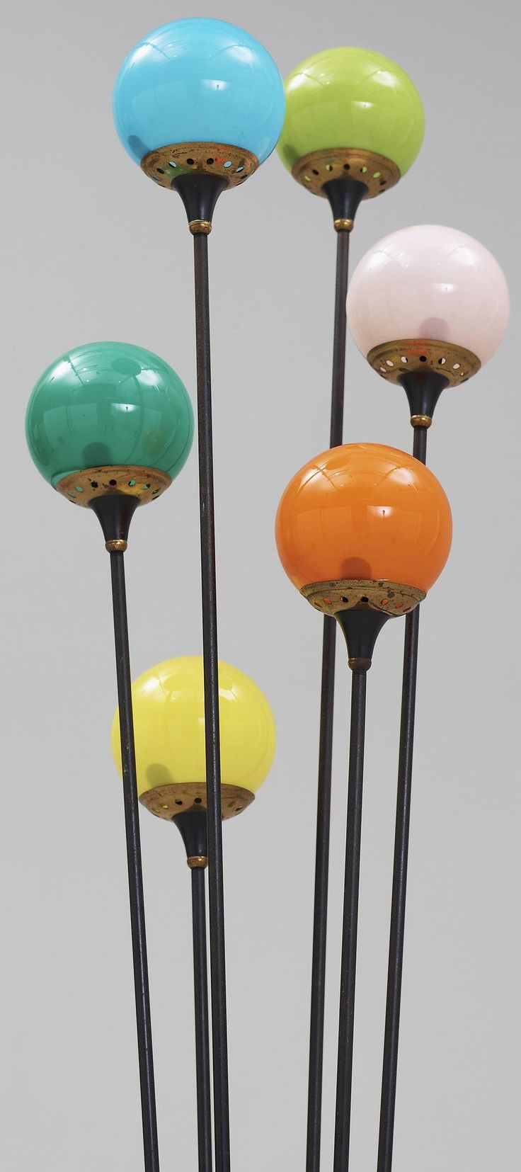 1000 ideas about joe colombo on pinterest luminaire design product - 1950s Italian Floor Lamp Attributed To Stilnovo