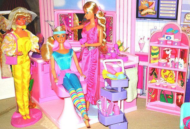 Barbie Salon  Boutique   Flickr - Photo Sharing!