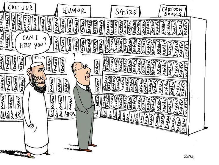 Het is nu een jaar geleden dat de terroristen een aanslag pleegden op het Franse tijdschrift Charlie Hebdo. Naar aanleiding van dit incident hebben verschillende Belgische cartoonisten ook cartoons getekend om te tonen dat er nog altijd vrije meningsuiting bestaat in onze cultuur, ook ondanks hun aanslag.