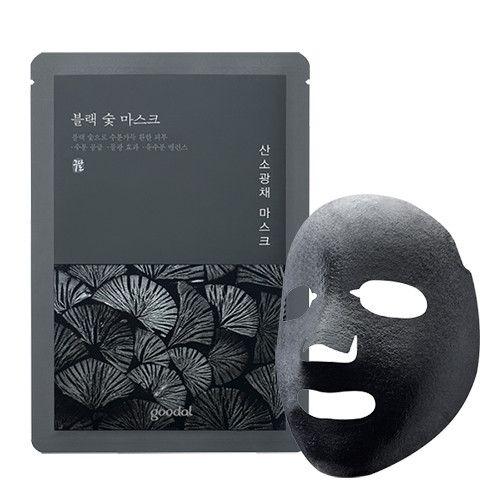 [GOODAL] Black Charcoal Mask