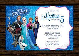 frozen birthday invitations - Google Search