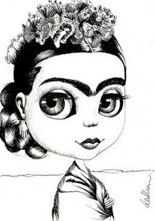 Blythe Frida kahlo