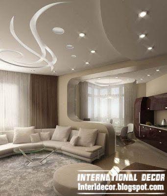 107 best ceiling images on Pinterest | False ceiling design, False ...