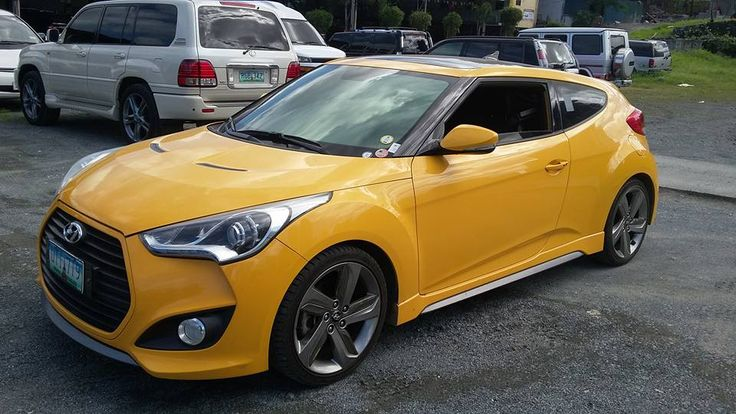 #BestBuy #CarsForSale Used 2013 Hyundai Veloster at Auto Trade Philippines Call 09175287233 or click photo for more info #veloster #hyundai  #cars #autotradephils