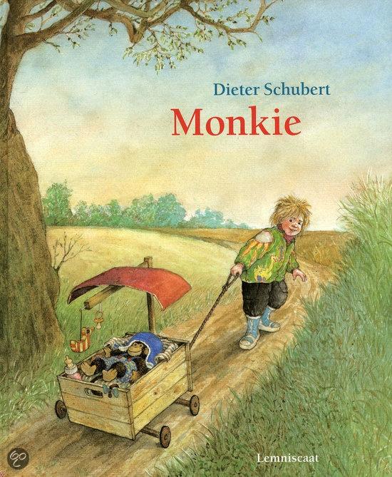 Monkie - Ingrid Schubert & Dieter Schubert